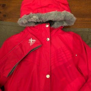 ZeroXposure Winter Coat With Headband Size 14/16